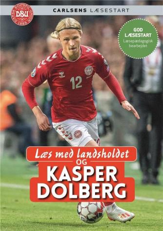 Læs med landsholdet og Kasper Dolberg